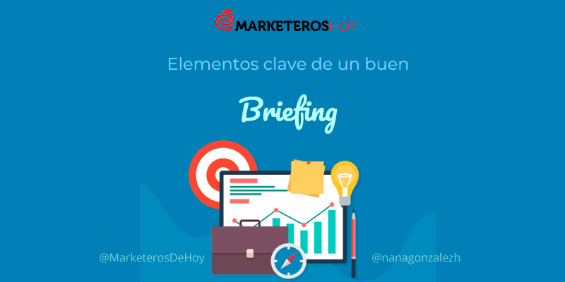 elementos claves de un briefing exitoso