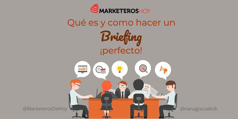 ¿Cómo hacer el briefing perfecto para tu negocio?