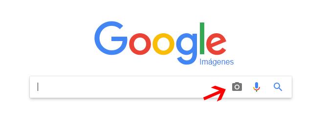 como buscar una imagen en google