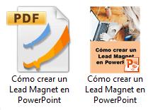 Cómo crear un Lead Magnet con PowerPoint 17