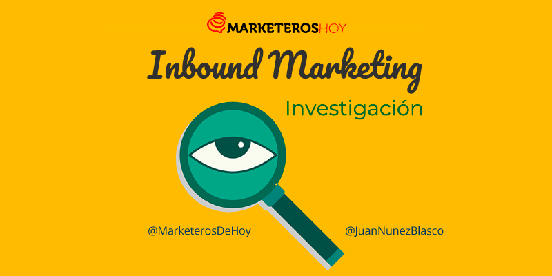 Inbound Marketing investigacion