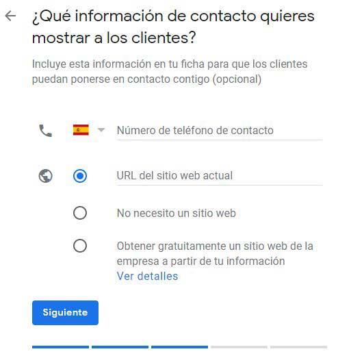 Reseñas Google: Cómo registrar mi negocio en Google paso 6