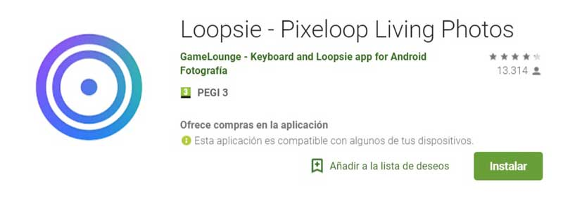 herramientas para instagram Loopsie