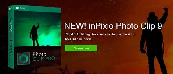 Editor de fotos inpixio