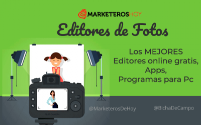 Editor de fotos: Tu mejor aliado en Marketing Digital