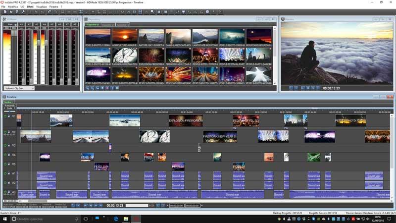 editor de videos ivsedits