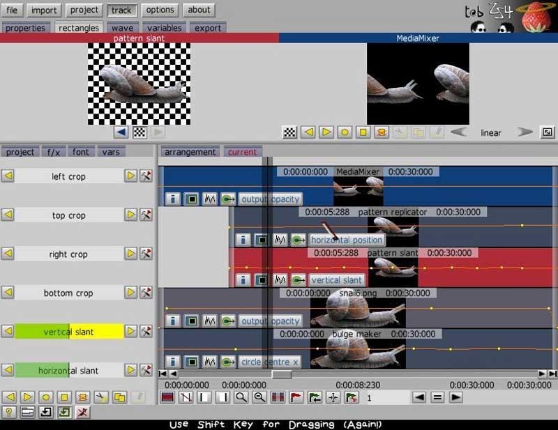 editor de vídeos zs4