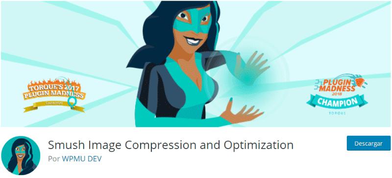 plugin wordpress Smush