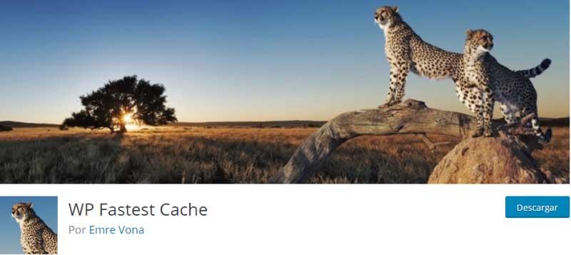 plugin-wordpress WP Fastest Cache