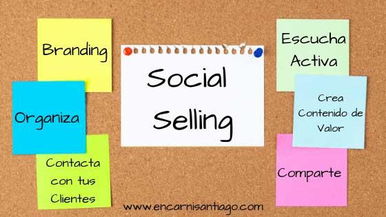 Social selling que es