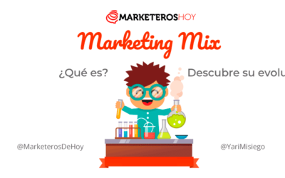 Marketing Mix: ¿Qué es? ¿para qué sirven las 4 Ps? Evolucion