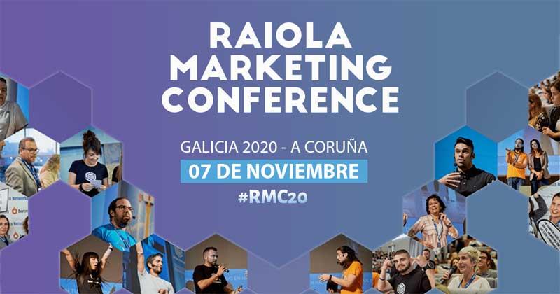 Raiola Marketing Conference 2020
