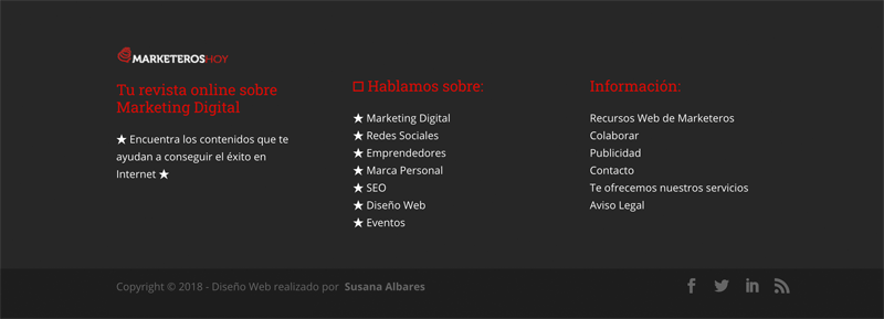footer Marketeros de Hoy
