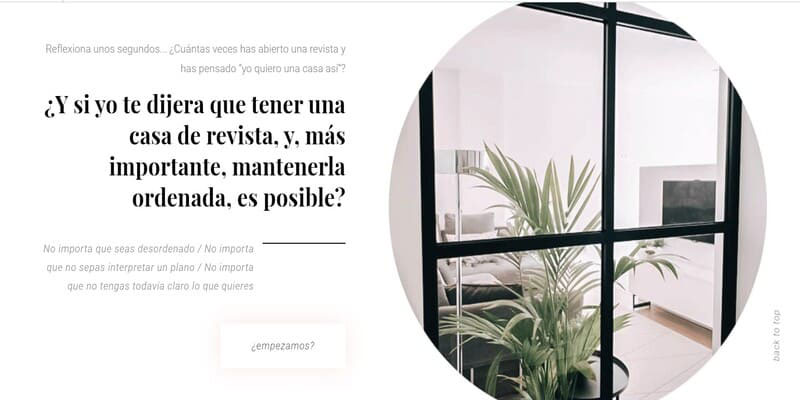 copywriting Amaistudio