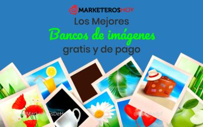 Los 34 mejores bancos de imagenes gratis y de pago