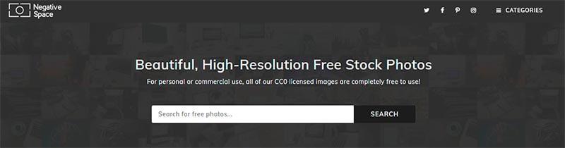 imagenes gratis en negative-space