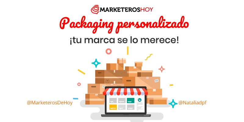 Packaging personalizado y Envíos : el combo ganador