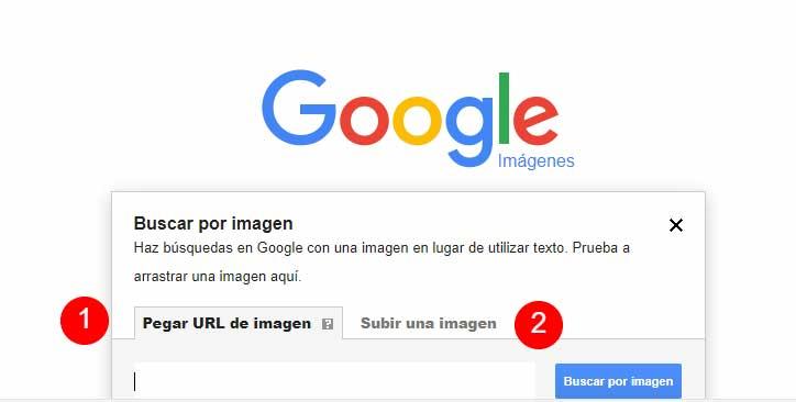 Búsqueda inversa de Google