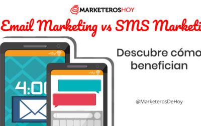 Email Marketing vs SMS Marketing ? Descubre cómo te pueden beneficiar
